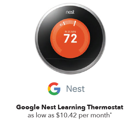 Google Nest Learning Thermostat