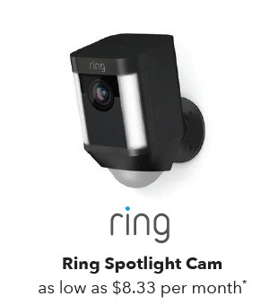 Ring Spotlight Cam